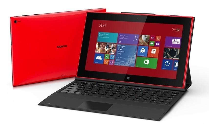 Планшет Nokia Lumia 2520 — ответ Microsoft Surface 2