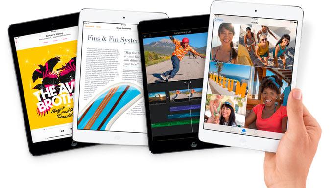 iPad mini с дисплеем Retina: полноценный iPad в 8-дюймовом планшете