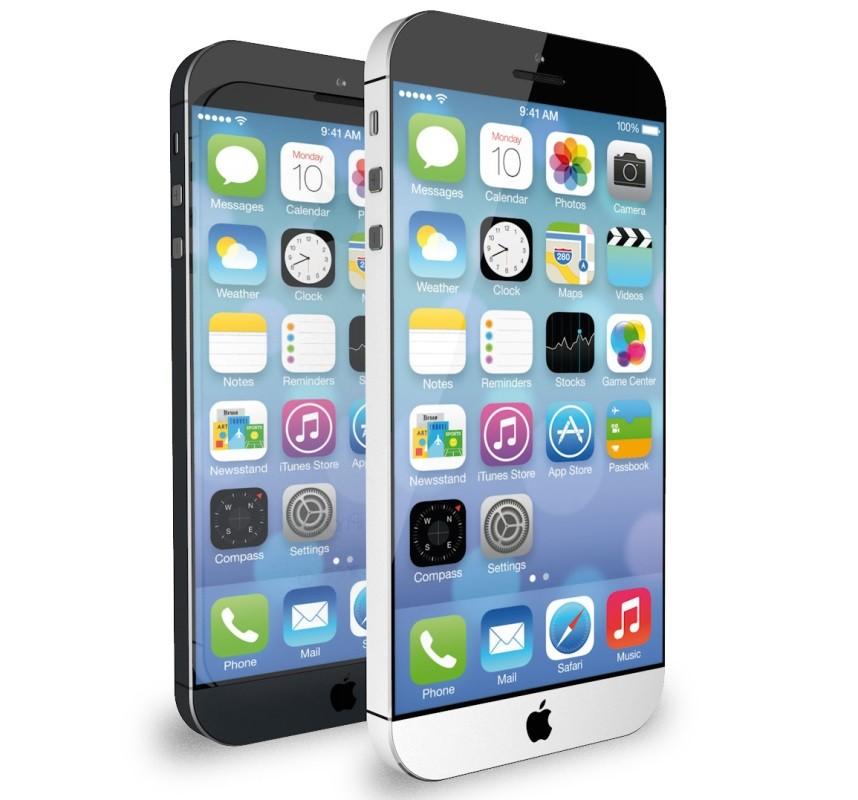Apple выпустит iPhone 6 с дисплеем 4,9 дюйма