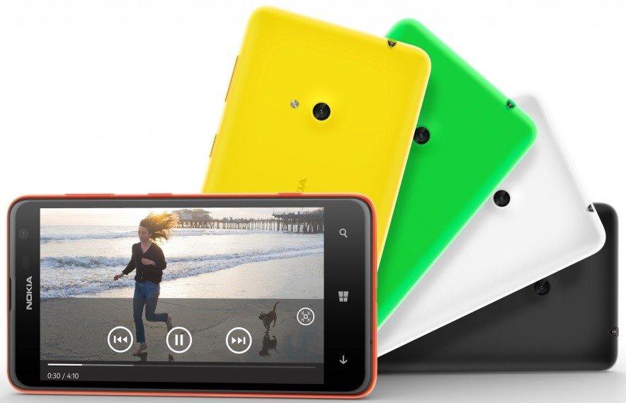 Nokia активно работает над созданием двухсимочного смартфона