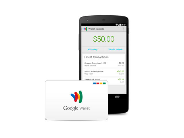 Google занялась выпуском пластиковых карт