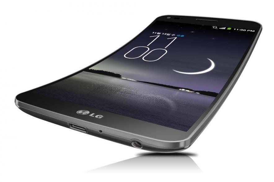Стала известна цена LG G Flex