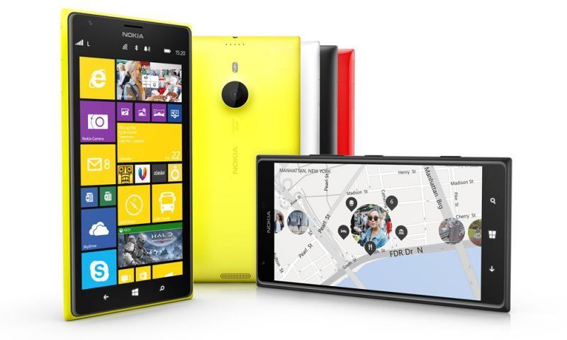 Nokia Lumia 1520 поступил в продажу в России