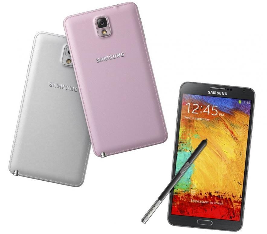 Samsung GALAXY Note 3 LTE по специальной цене