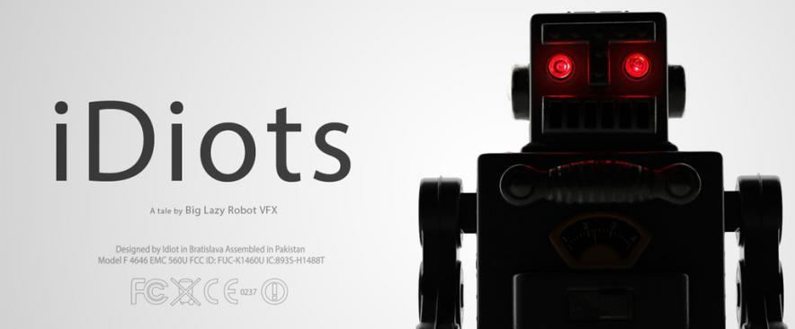 Поклонников продукции Apple назвали iDiots