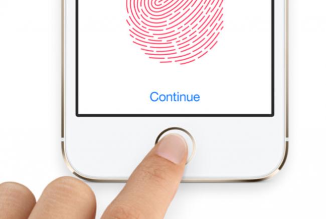 iPhone 5s ввёл моду на сканер отпечатков пальцев