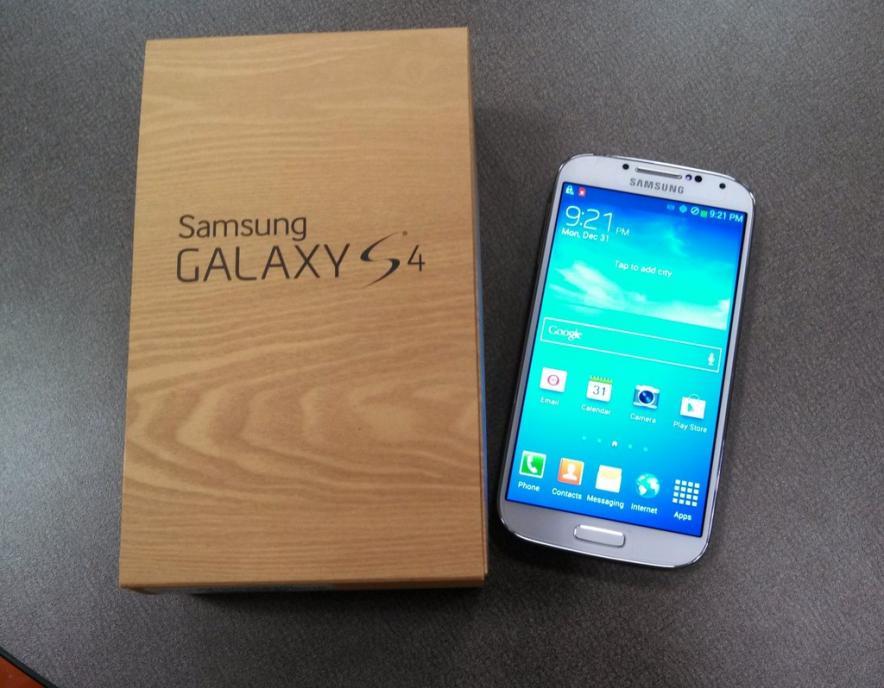 Японцы взломали Samsung GALAXY S4