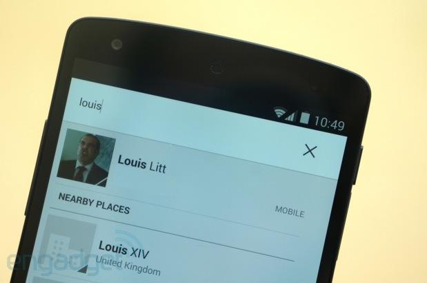 Android-смартфоны начнут показывать реальные фото звонящего... из профиля в Google+