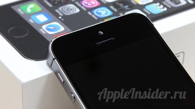 iPhone 5s стал самым продаваемым смартфоном в мире