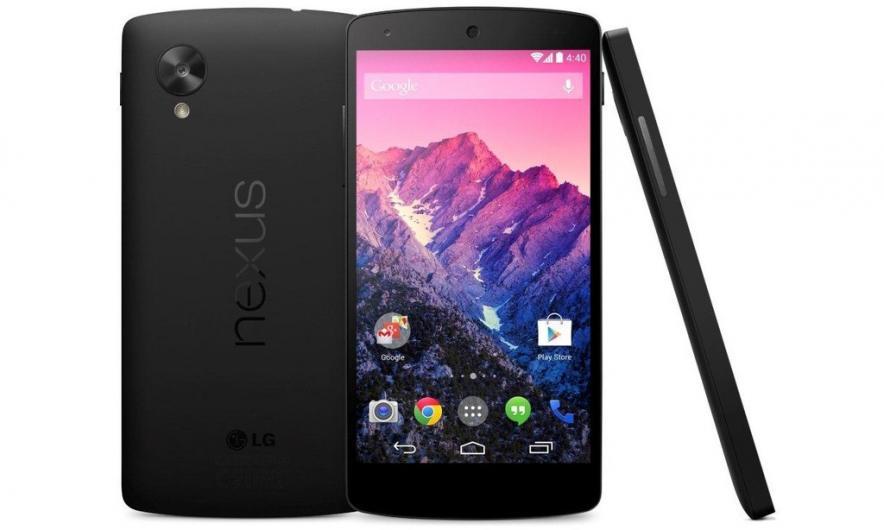 Google Nexus 5 уже в России