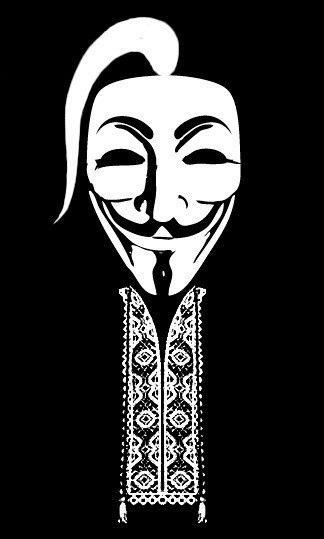 Anonymous утверждают, что взломали серверы украинской таможни и выложили 1 Гб документов