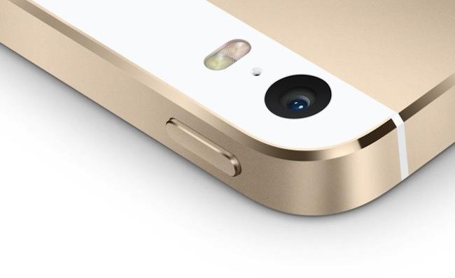 Разработчиков лишили «золотого» iPhone 5s