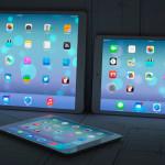 Началось производство дисплеев для 12,9-дюймового iPad