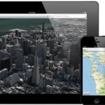 Карты Apple вытесняют Google Maps