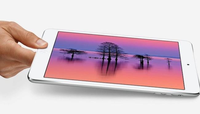 Apple решит проблему с дефицитом iPad mini Retina