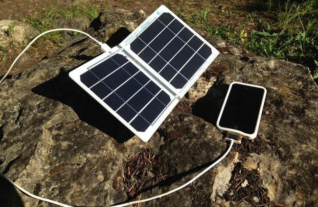 Apple запатентовала «солнечную» зарядку для iPhone, iPad и Mac
