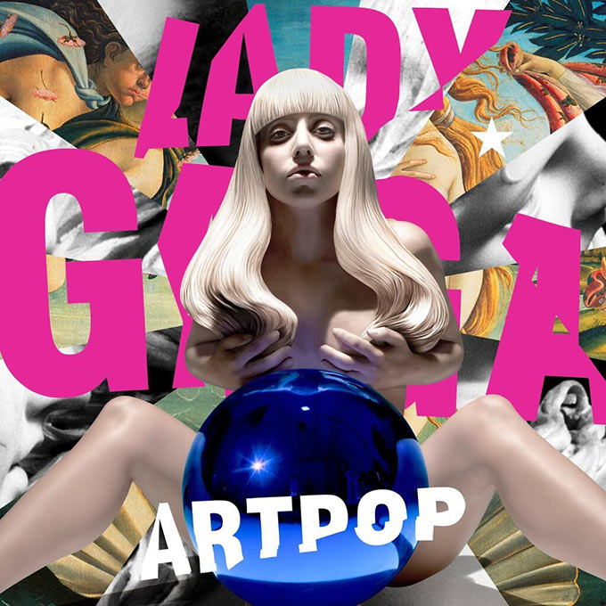 [iTunes Store] Lady Gaga и новый альбом Artpop