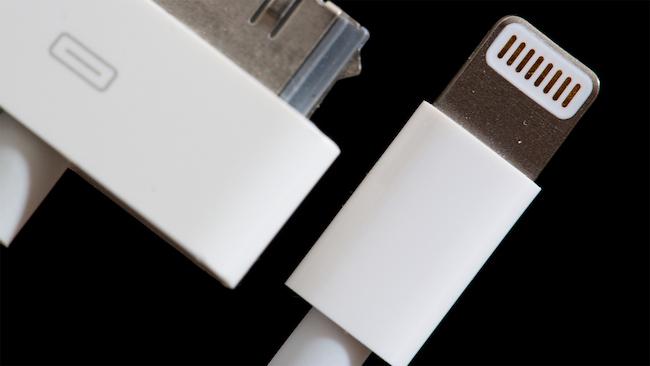 Apple хотят запретить разъем Lightning в Европе
