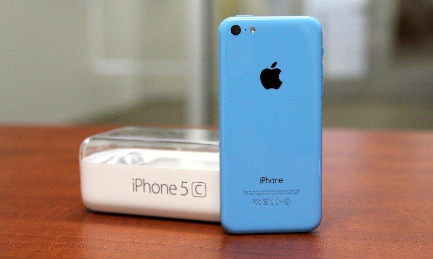 В России упали цены на iPhone 5c