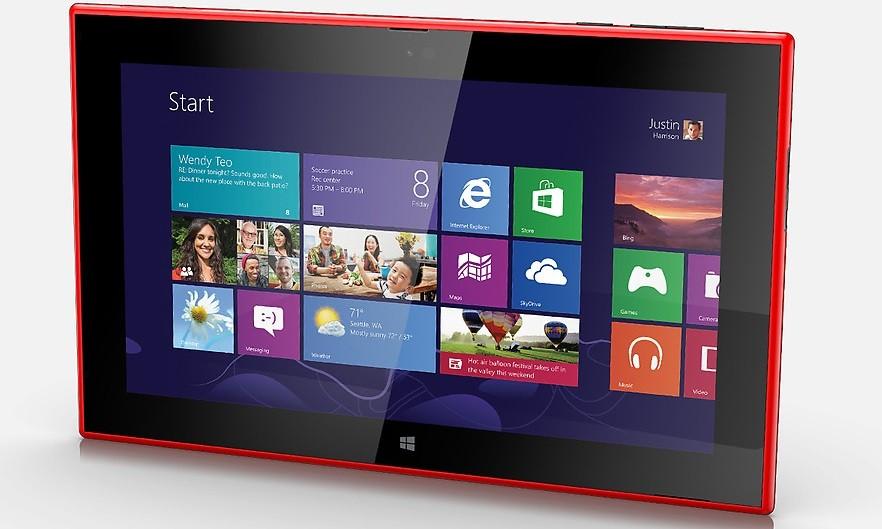 Планшет Nokia Lumia 2520 поступил в продажу