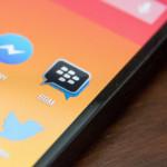 LG протянула руку помощи BlackBerry