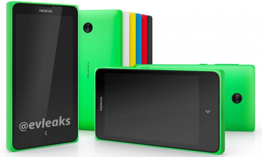 Первый скриншот двухсимочного WP-смартфона и новое фото Android-смартфона Nokia