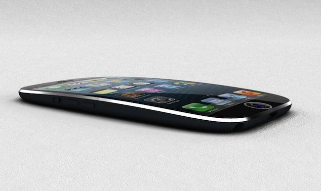 Apple патентует изогнутые дисплеи