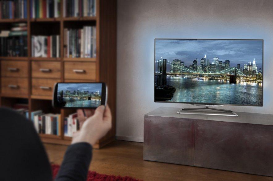Анонсированы Android-телевизоры Philips