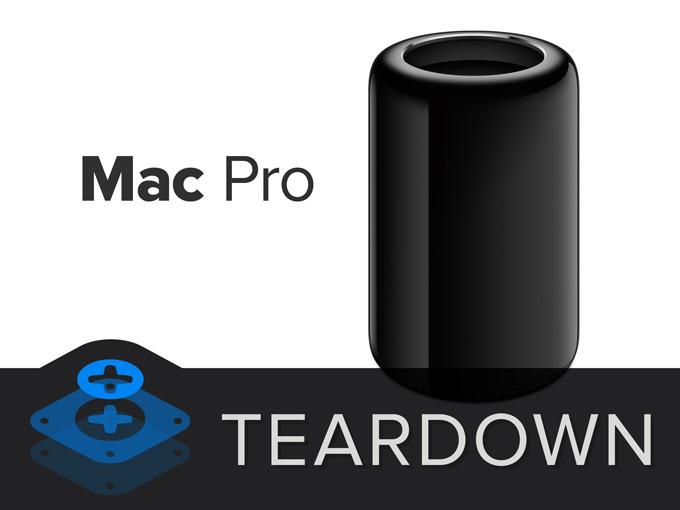 Путешествие в недра Mac Pro вместе с iFixit