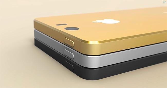 Концепт iPhone 6 как эволюционное изменение iPhone 5s