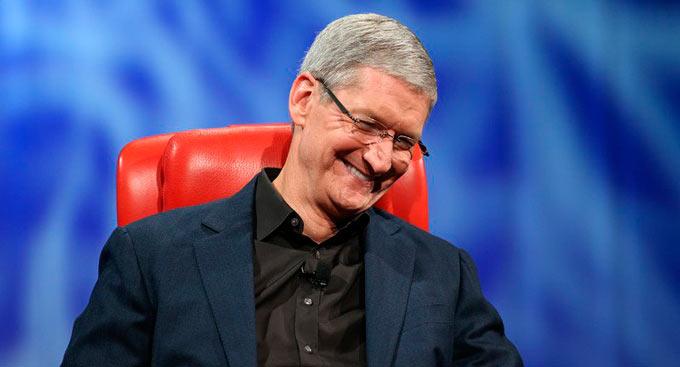 Тим Кук высказался о конкуренции с Android и сравнении мобильных платформ с компьютерными