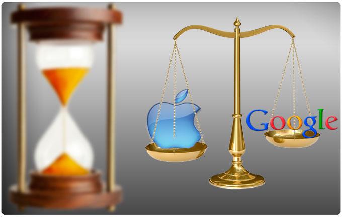Google vs Apple: в погоне за смарт-часами