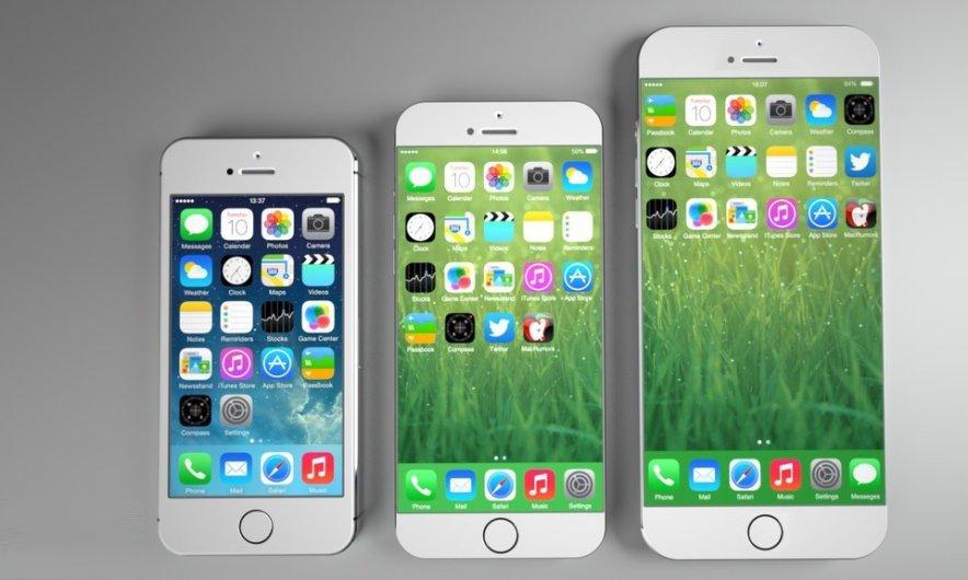Стало известно время релиза 4,7- и 5,5-дюймового iPhone 6