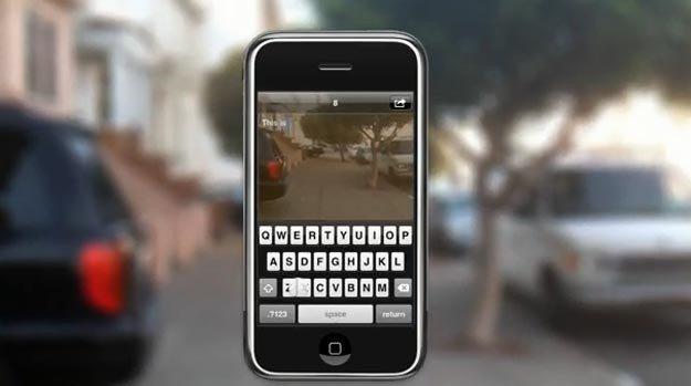 В будущих iPhone дисплей будет «прозрачным»