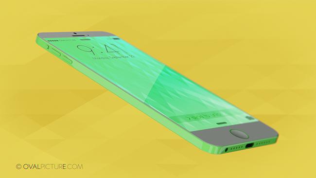 Яркий взгляд на iPhone 6c [концепт]