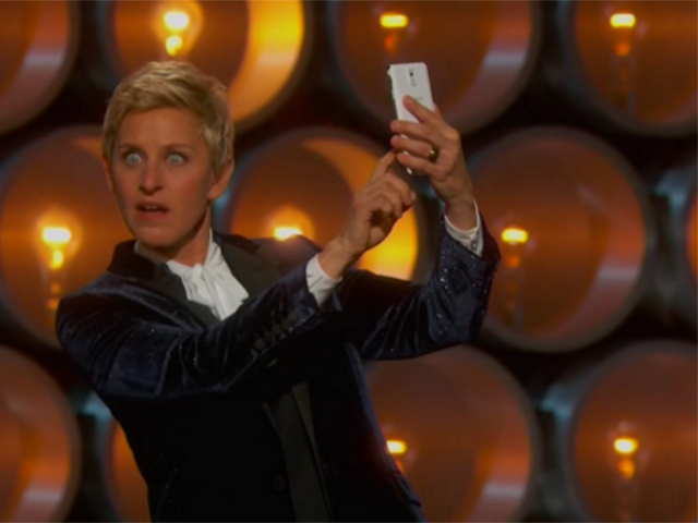 "Как Samsung оскандалилась на церемонии ""Оскара"""