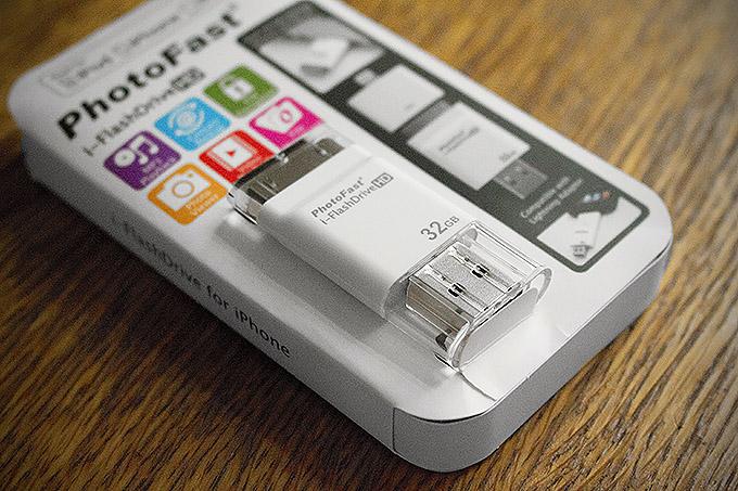 Обзор универсальной «флешки» I-FlashDrive HD. Работает в iOS без проблем