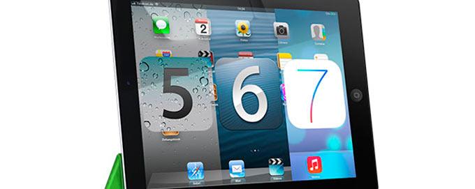 Хакер сумел установить на iPad одновременно несколько версий iOS и переключаться между ними