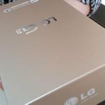 LG G3 выйдет летом в золотистом корпусе