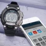 Обзор спортивных смарт-часов Casio STB-1000