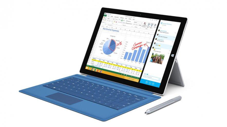 Microsoft представила Surface Pro 3: цена стартует от $799