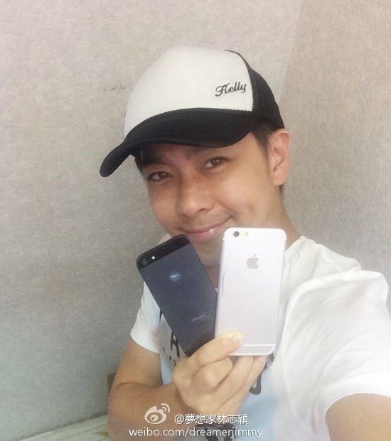 Джимми Лин продемонстрировал iPhone 6 до анонса Apple