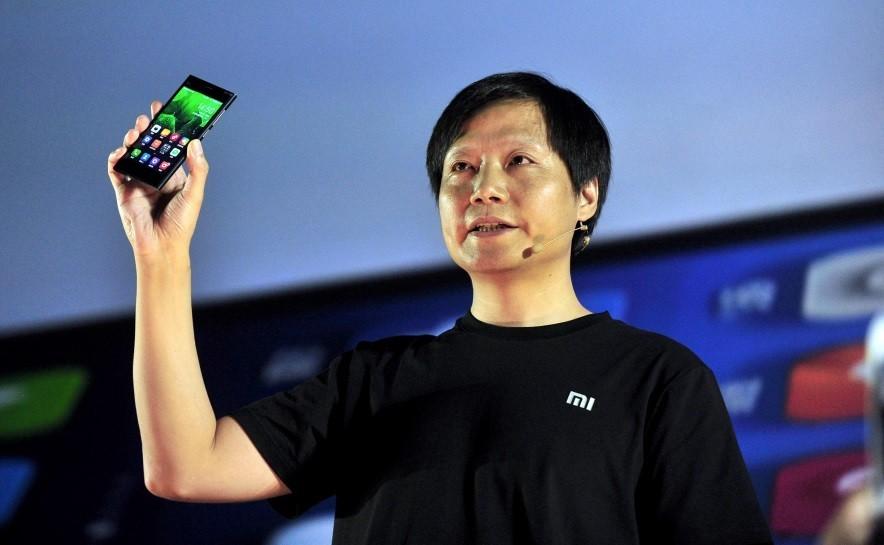 XIAOMI бросает вызов Samsung и Apple