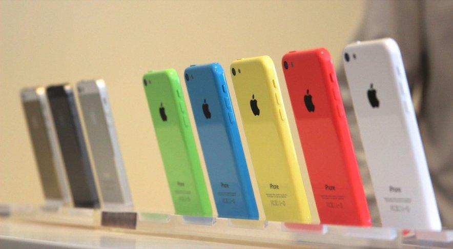Началось падение цен на iPhone 5s и iPhone 5c