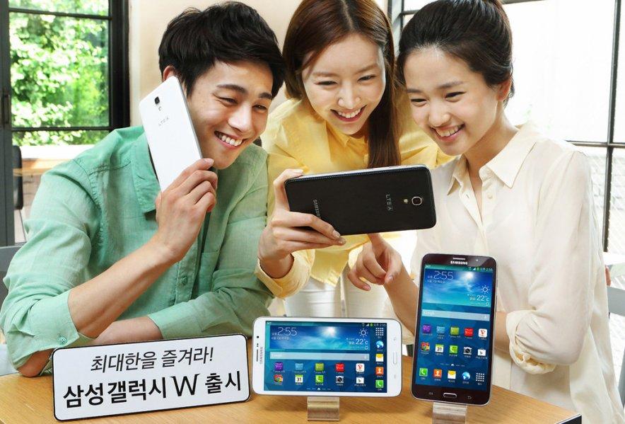 Samsung представила свой самый БОЛЬШОЙ смартфон