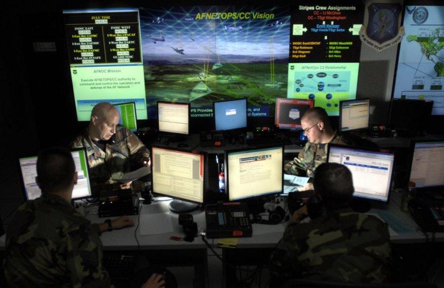 США обвиняют Китай в кибершпионаже
