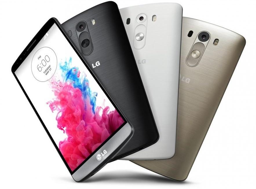 LG G3 намного популярнее Samsung Galaxy S5... в Южной Корее