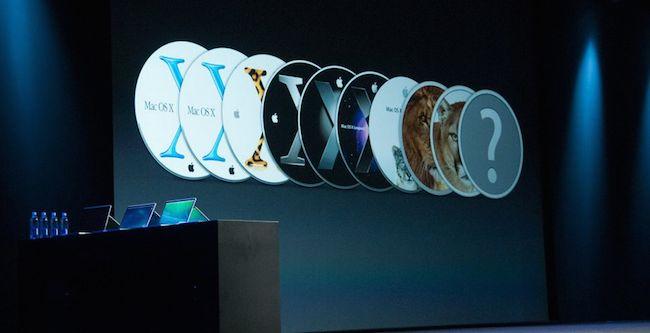 Подтверждено: Apple представит OS X 10.10