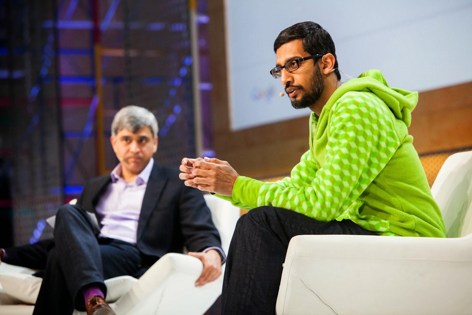 Топ-менеджер Google посоветовал Apple «следить за собой»