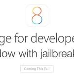 iOS 8 поддается джейлбрейку